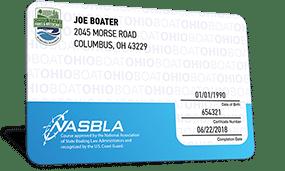 Ohio Boater Education Certificate