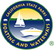 California State Parks Boating and Waterways logo