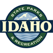 State of Idaho state parks and recreation badge