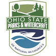 State of Ohio Department of Natural Resources Badge